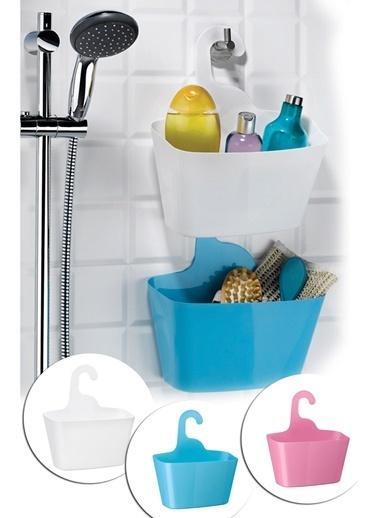 Asılabilir Banyo Sepeti Delikli-Practika